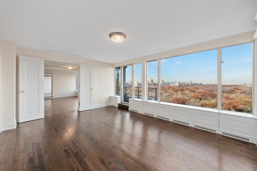 lady gaga s former central park penthouse is now a 33k month rental